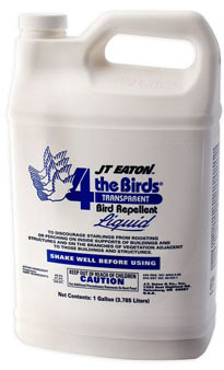'4 The Birds' Liquid Bird Repellent